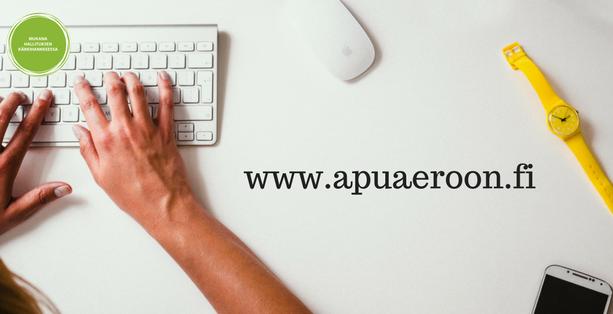www.apuaeroon.fi