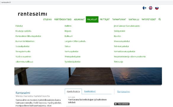 rantasalmi.fi